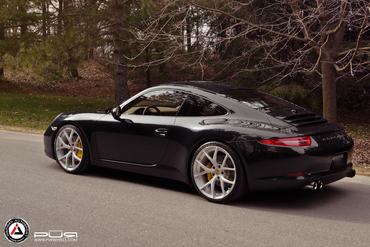 Featured Fitment Porsche 911 Carrera W Pur 4our Wheels