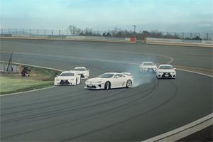 Lexus Dance of F