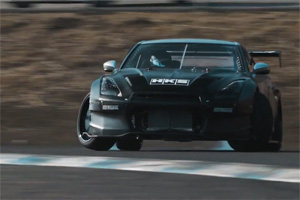1,000 HP Nissan GT-R Drift