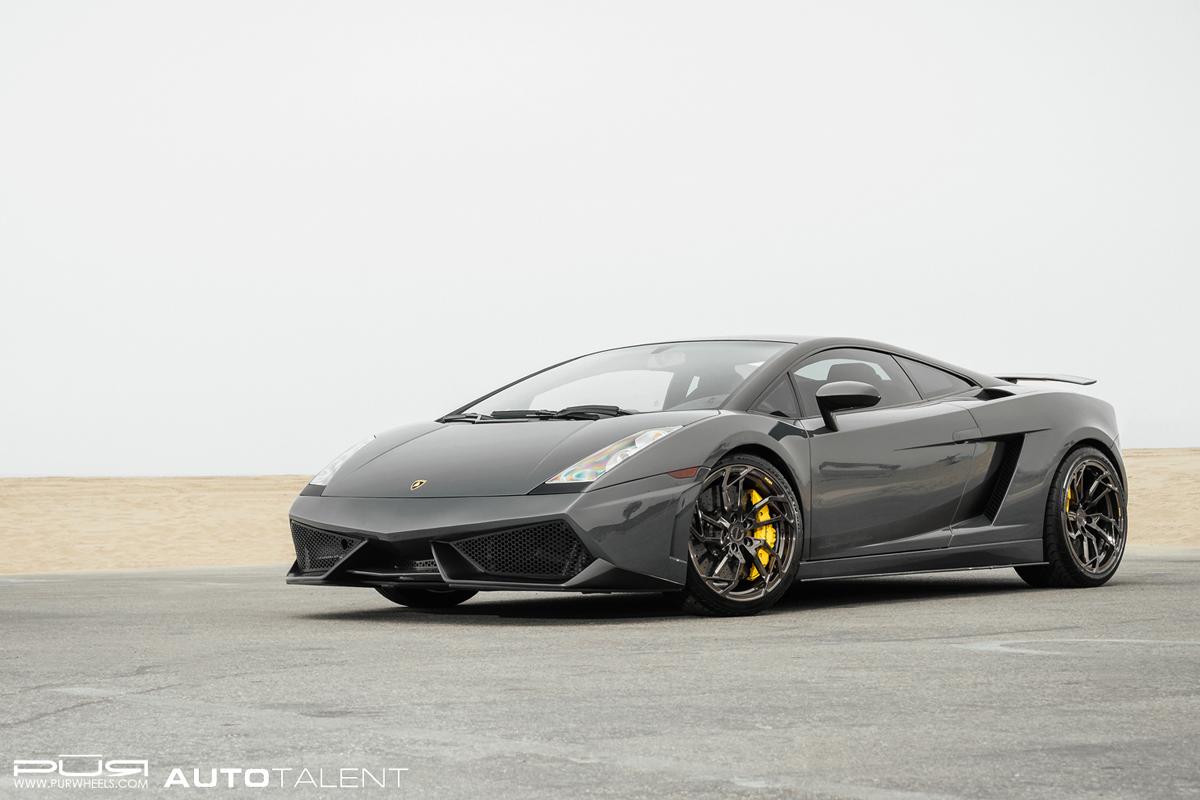 Lamborghini Gallardo Superleggera PUR RS05 Wheels