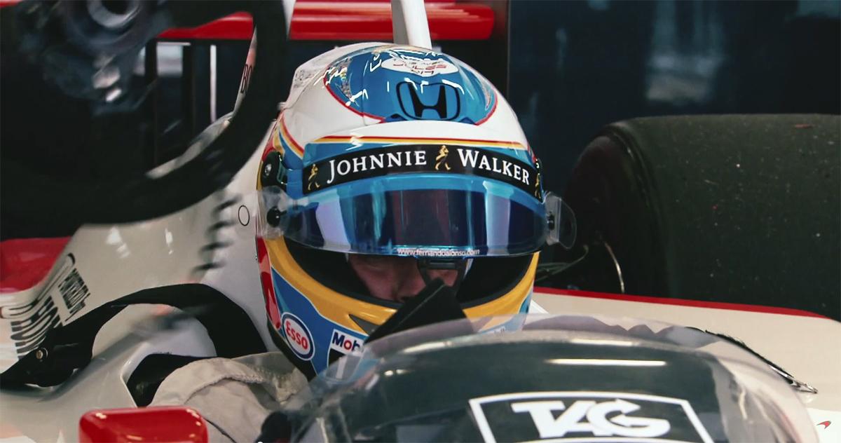 TAG Heuer McLaren Ayrton Senna