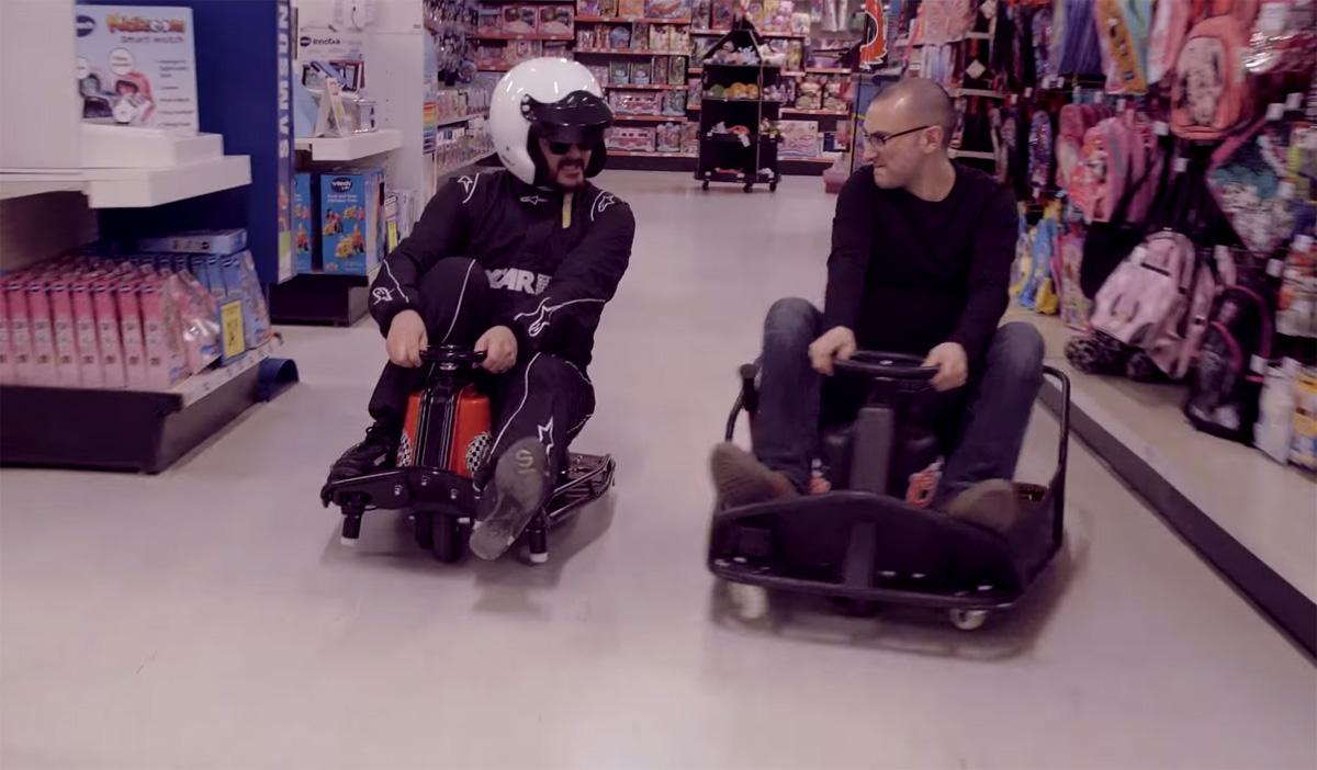 XCAR Crazy Carts