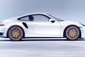 Prototyp Production Porsche 911 Turbo S Nemesis Wheels