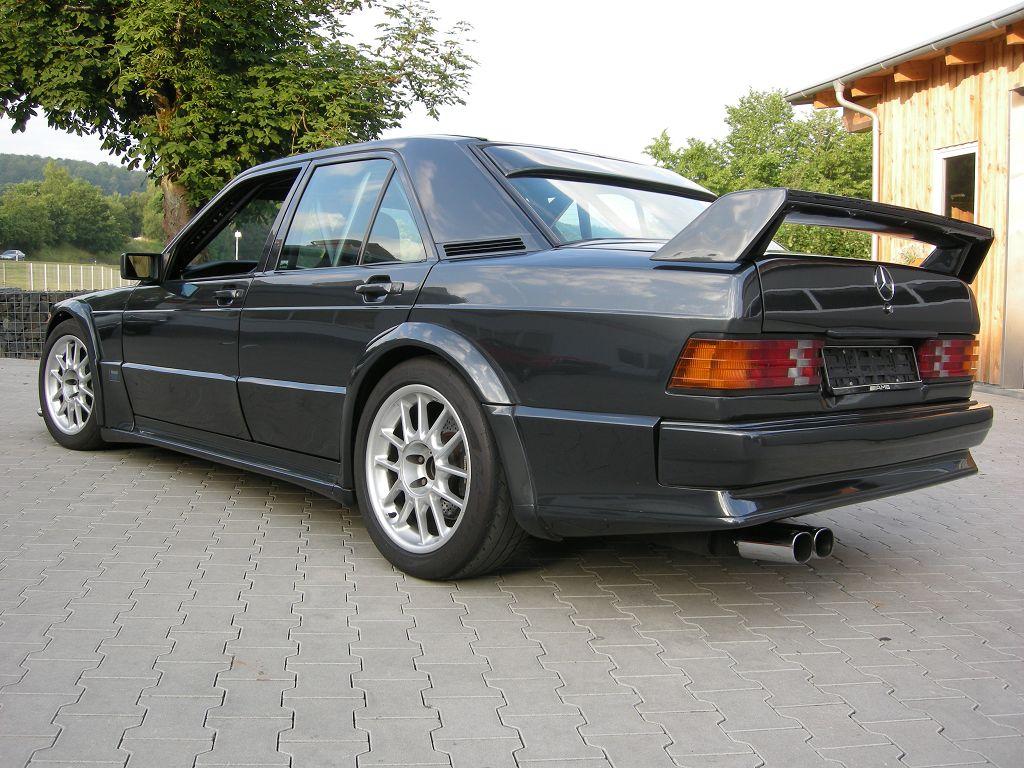 find 1989 mercedes benz 190e 2 5 16 evo 1 track car. Black Bedroom Furniture Sets. Home Design Ideas