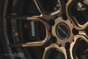 Ferrari 458 Italia Brixton Forged CM5 Targa Series Wheels