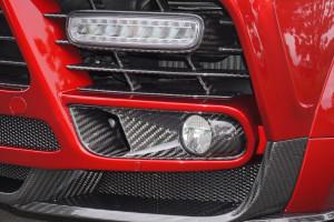 Mansory Powerbox Porsche Cayenne Turbo S