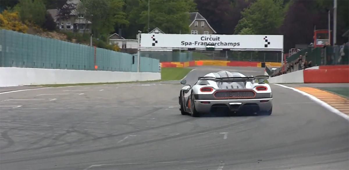 Koenigsegg One:1 Spa