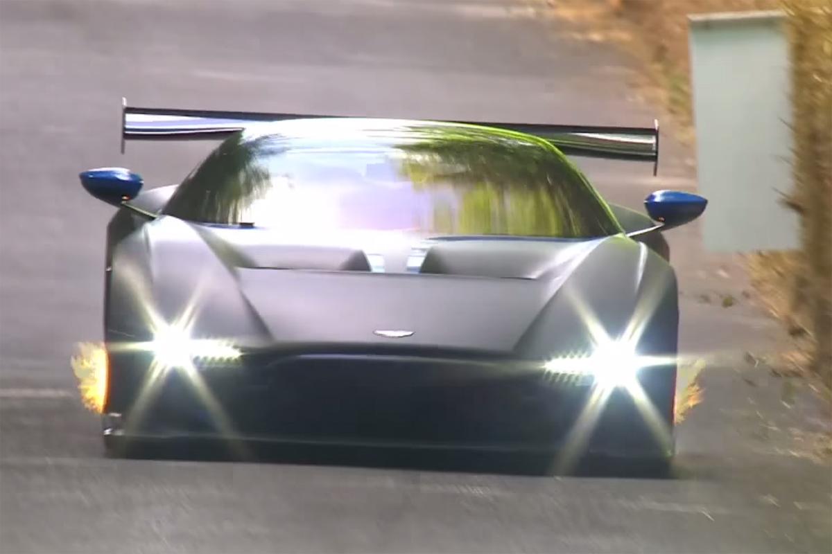 Aston Martin Vulcan Goodwood Festival of Speed