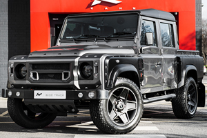 Double Cab Chelsea Wide Track Defender