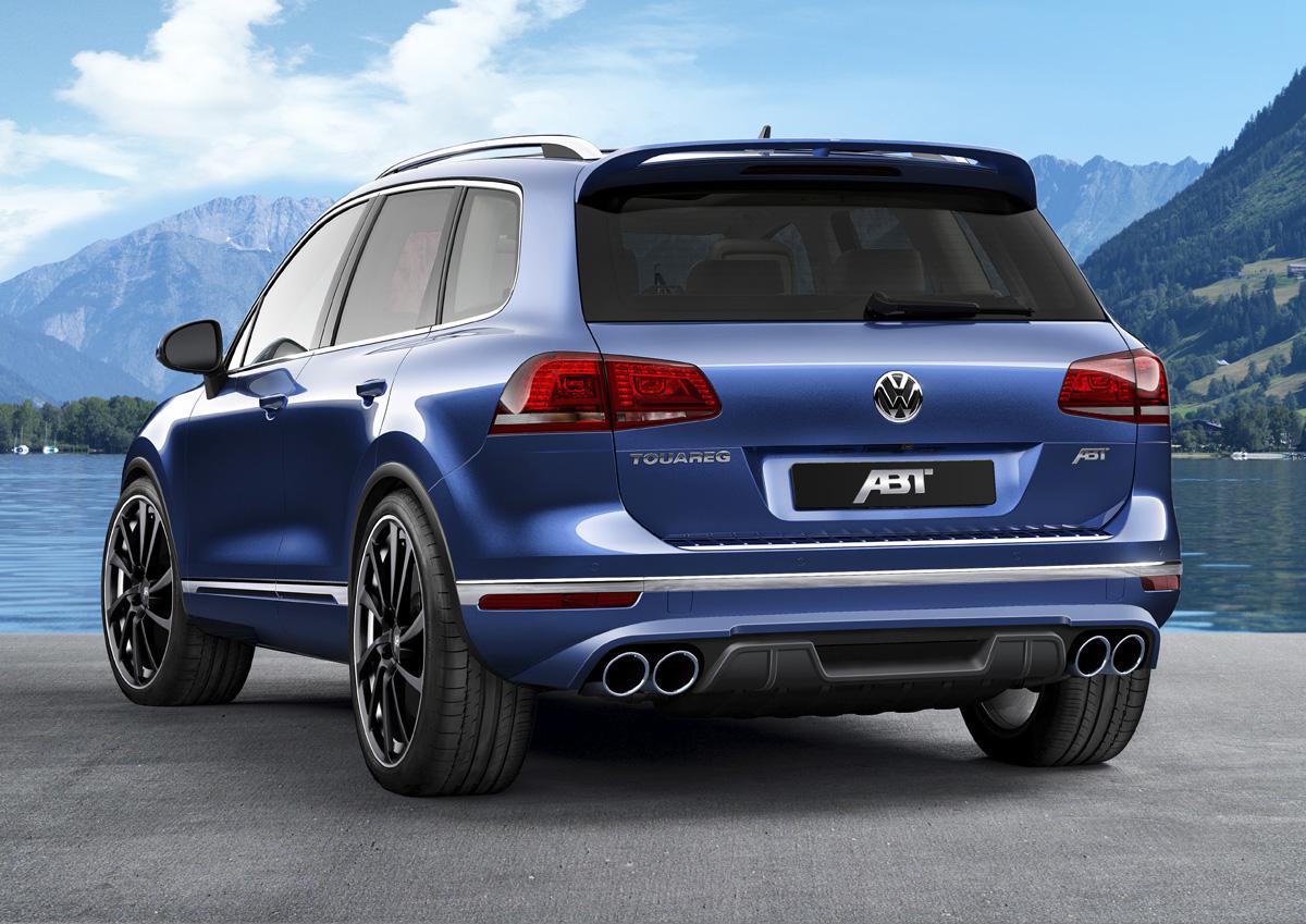 ABT Sportsline Volkswagen Touareg