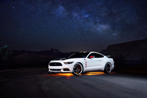 Apollo Edition Ford Mustang