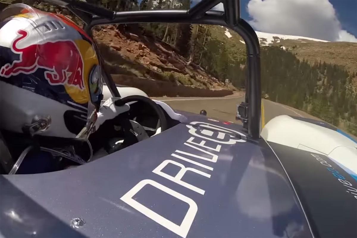 Rhys Millen Drive eO PP03 Pikes Peak