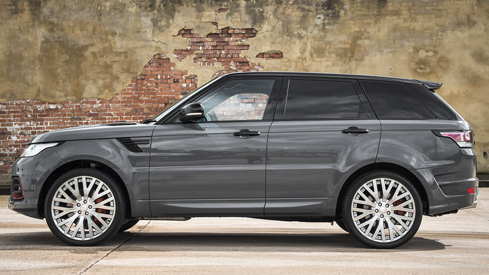 take in luxury with the project kahn range rover hse 400 le. Black Bedroom Furniture Sets. Home Design Ideas