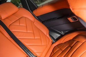 Project Kahn Paris Grey Range Rover Sport HSE 400 LE