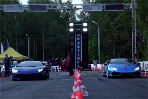 Lamborghini Aventador vs Huracan