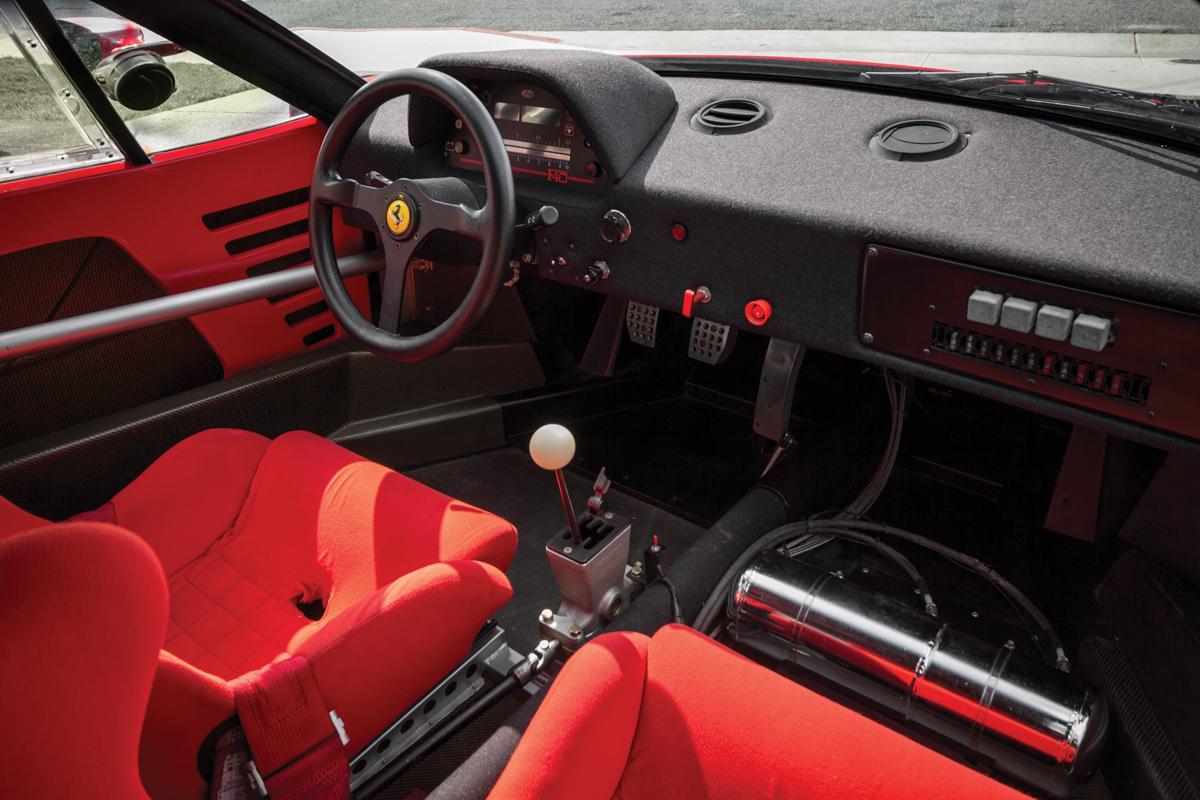 1994 Ferrari F40 LM Chassis No. 97904