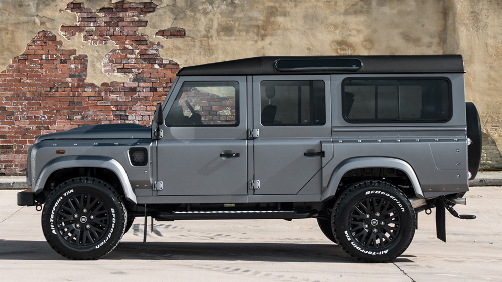 Time To Off Road With The Chelsea Wide Track Defender