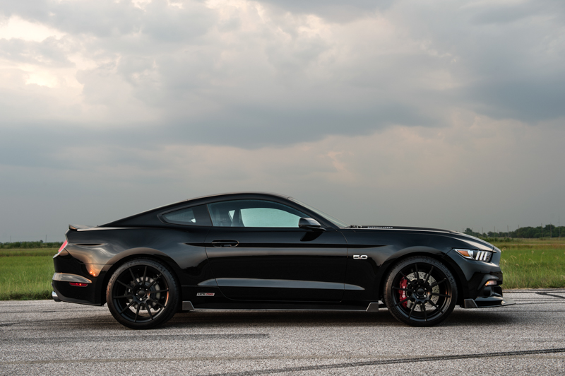 Hennessey Performance HPE750 Supercharged Ford Mustang CarbonAero