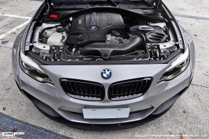 M Sport Manhart Racing BMW M235i
