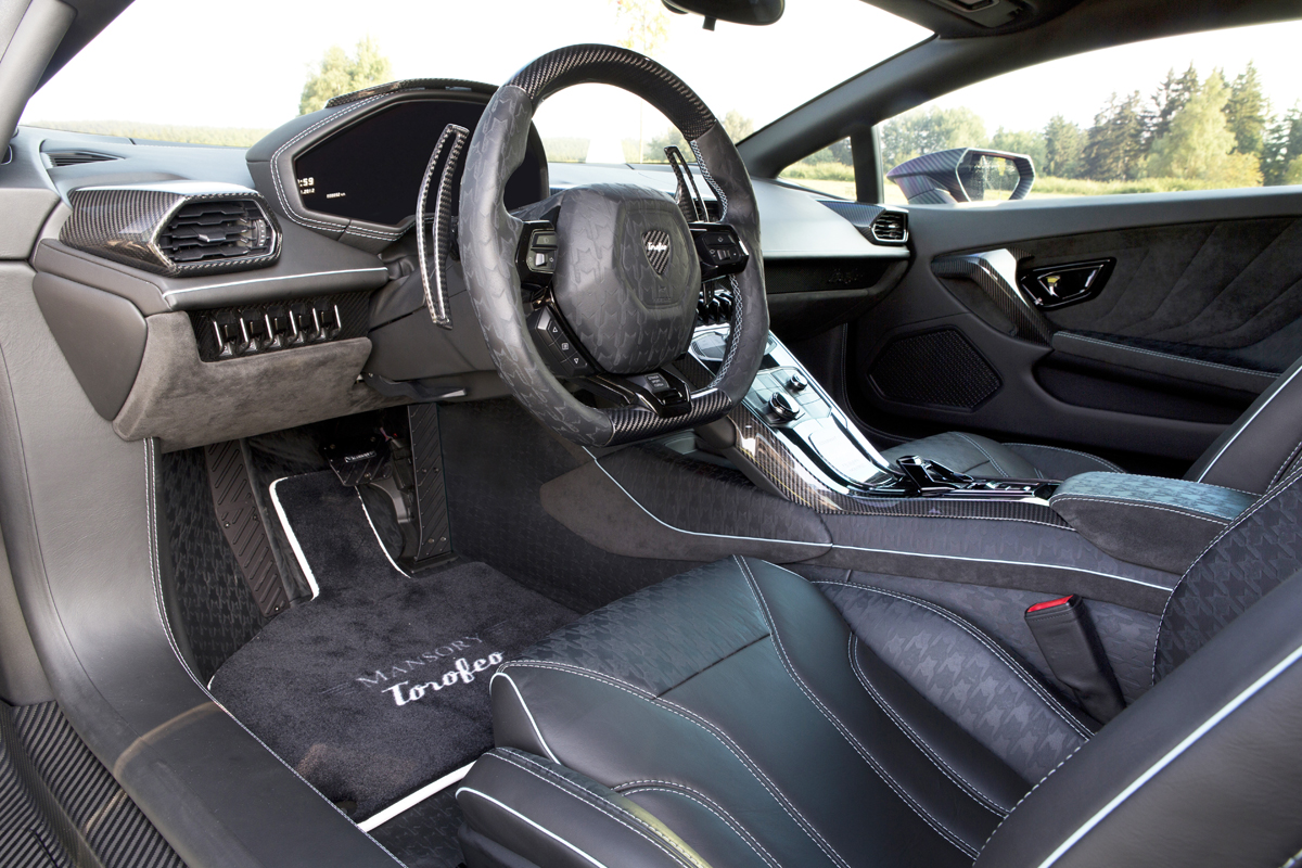 Mansory Torofeo Lamborghini Huracan