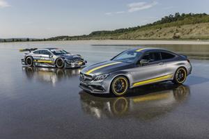 Mercedes-AMG C63 Edition 1