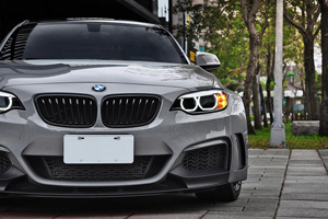 Manhart Racing M235i