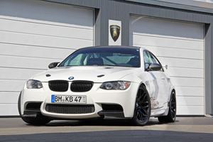 E92 BMW M3 Clubsport