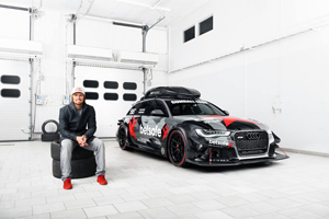 Olsson RS6 DTM