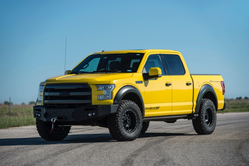 hennessey performance brings 2 supercharged fords to sema. Black Bedroom Furniture Sets. Home Design Ideas