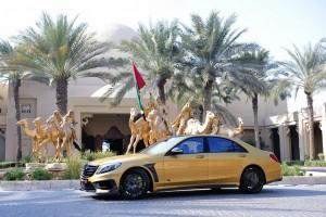 Brabus Rocket 900 Desert Gold Edition (27)