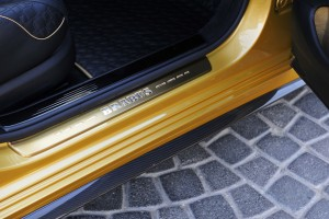 Brabus Rocket 900 Desert Gold Edition (37)