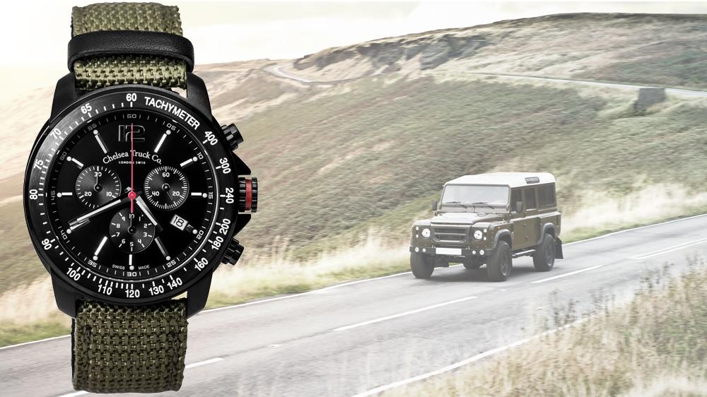 Chelsea Truck Company Watch