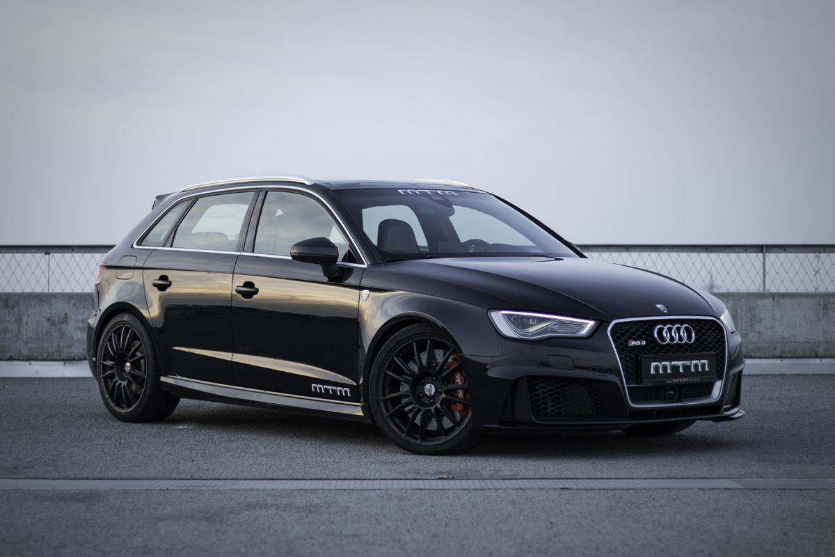 Break The 186 Mph Barrier With The Mtm Rs3 8v