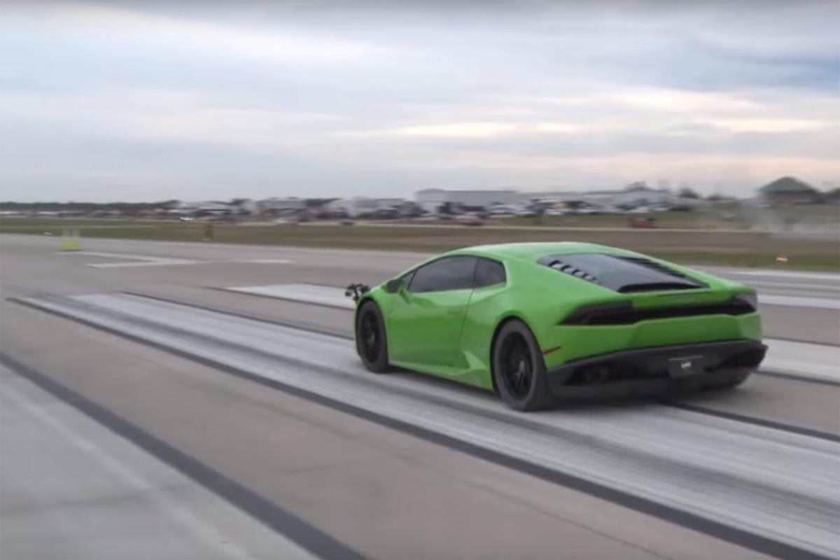 2,300-HP UGR Lamborghini Huracán