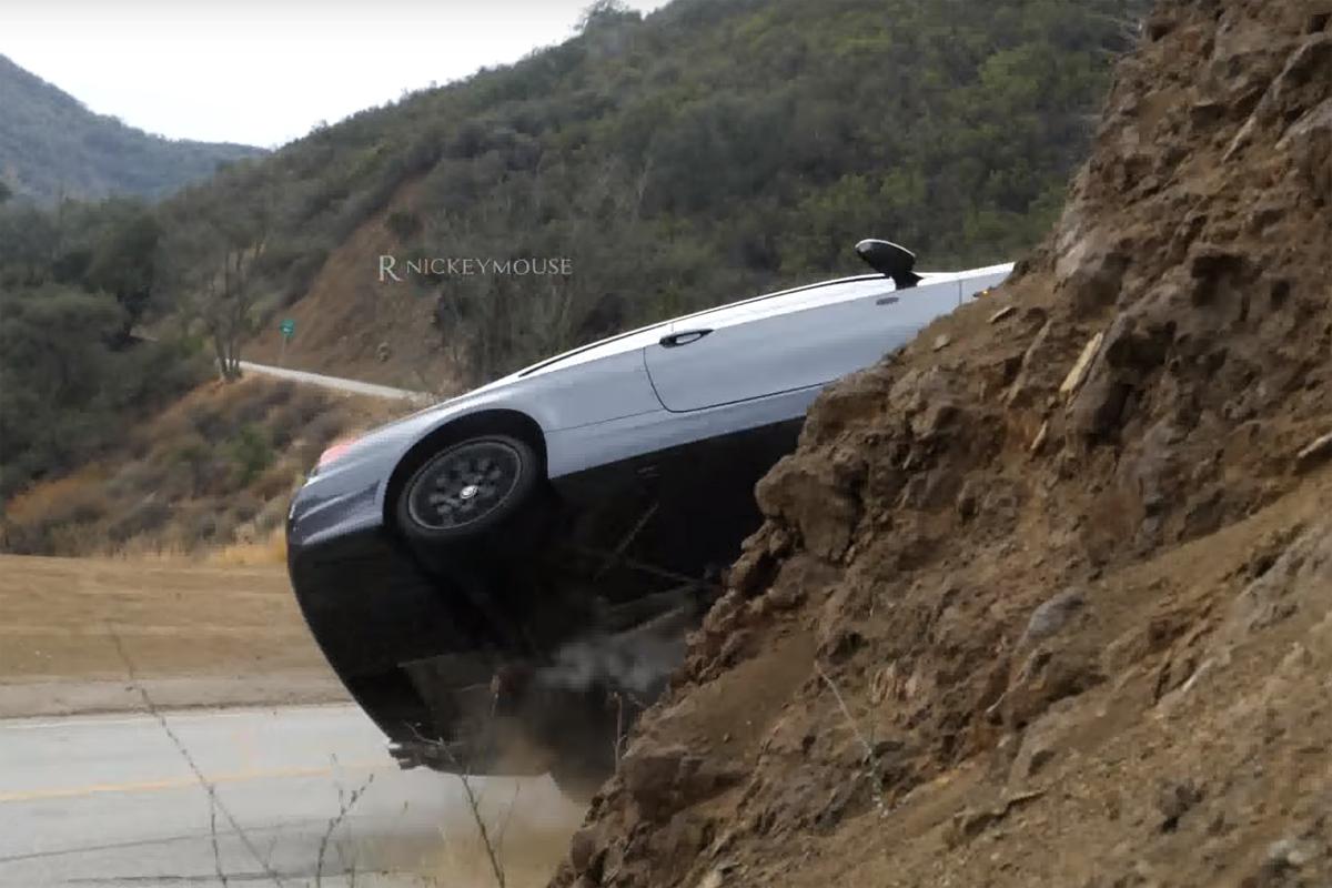 Friday FAIL BMW Flip
