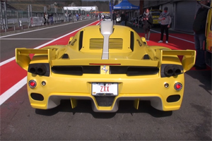 Edo Competition Ferrari Enzo ZXX Spa Francorchamps