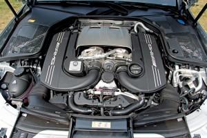 Posaidon Mercedes-AMG C63