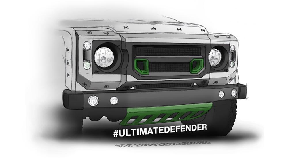 #UltimateDefender Sketch