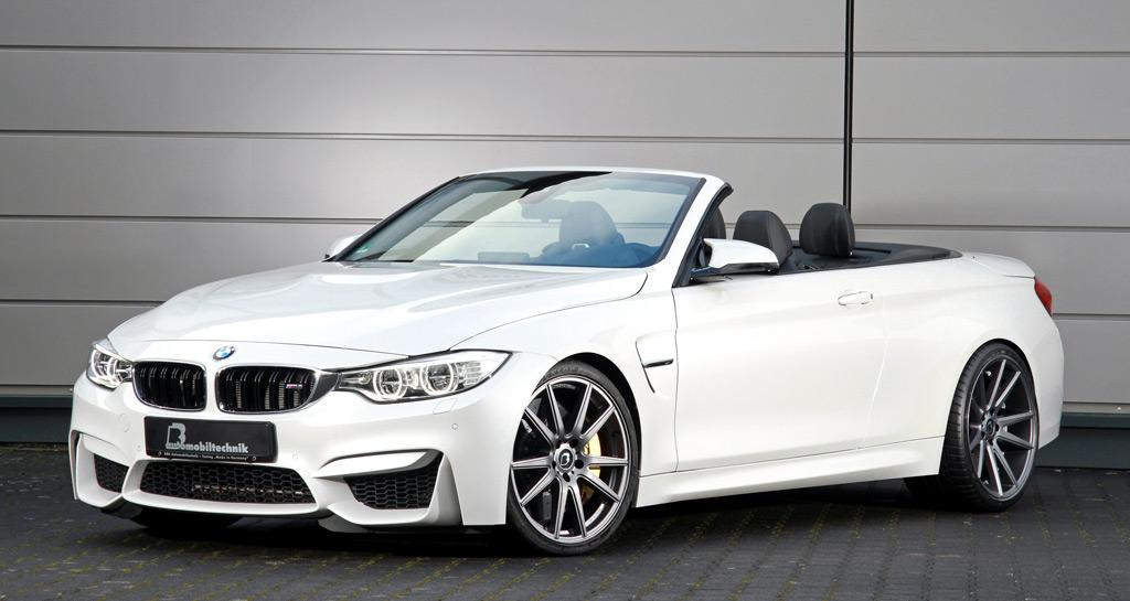 B&B Automobiltechnik BMW M4