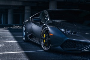 Lamborghini Huracán with Brixton Forged S60 Targa Series Wheels