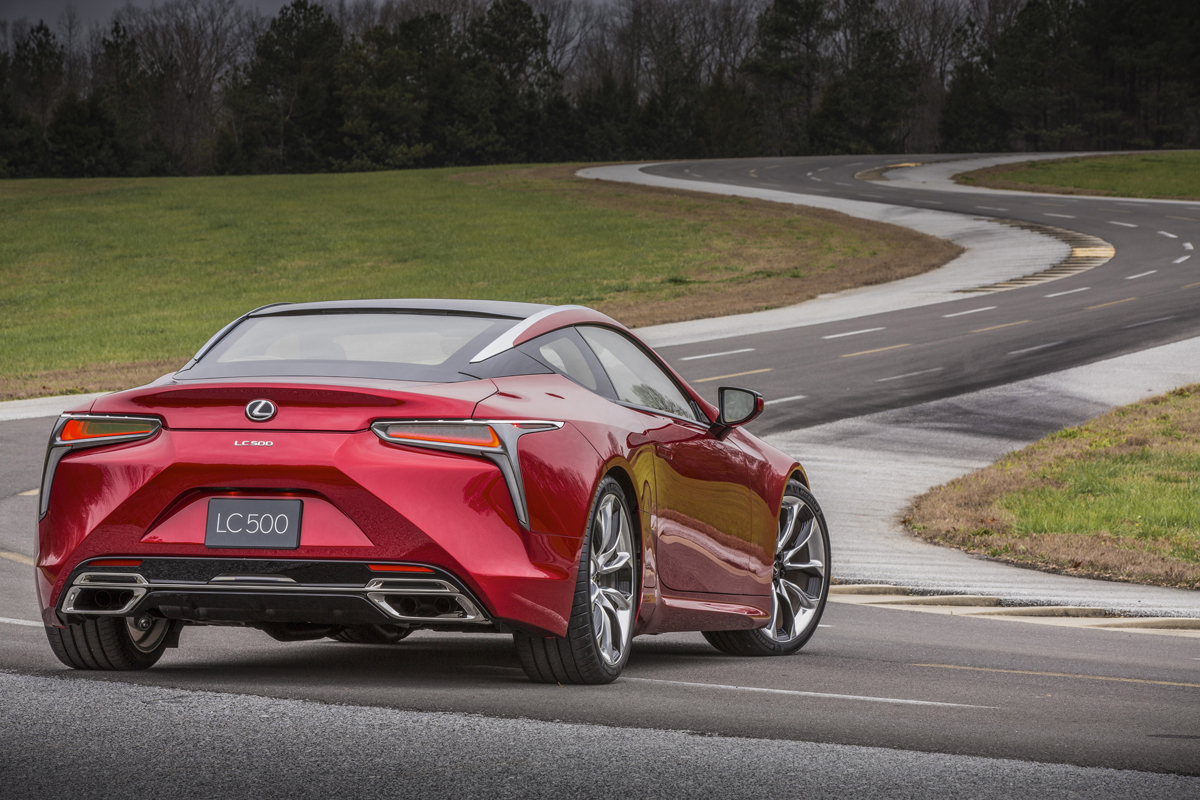 Lexus LC 500 (16)