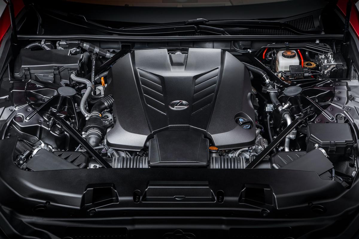 Lexus LC 500 (38)