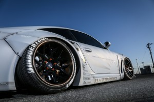 Liberty Walk Porsche 911 (997) Widebody Kit