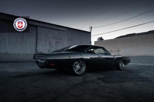 SpeedKore Dodge Charger Tantrum with HRE S104 Forged Wheels