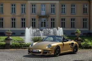 Wimmer RST Porsche 911 Turbo Cabriolet