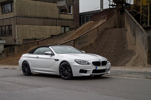 noelle motors BMW M6