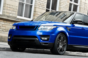Range Rover HSE Colors of Kahn