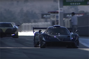 Pagani Zonda Revolucion at Fuji International Speedway