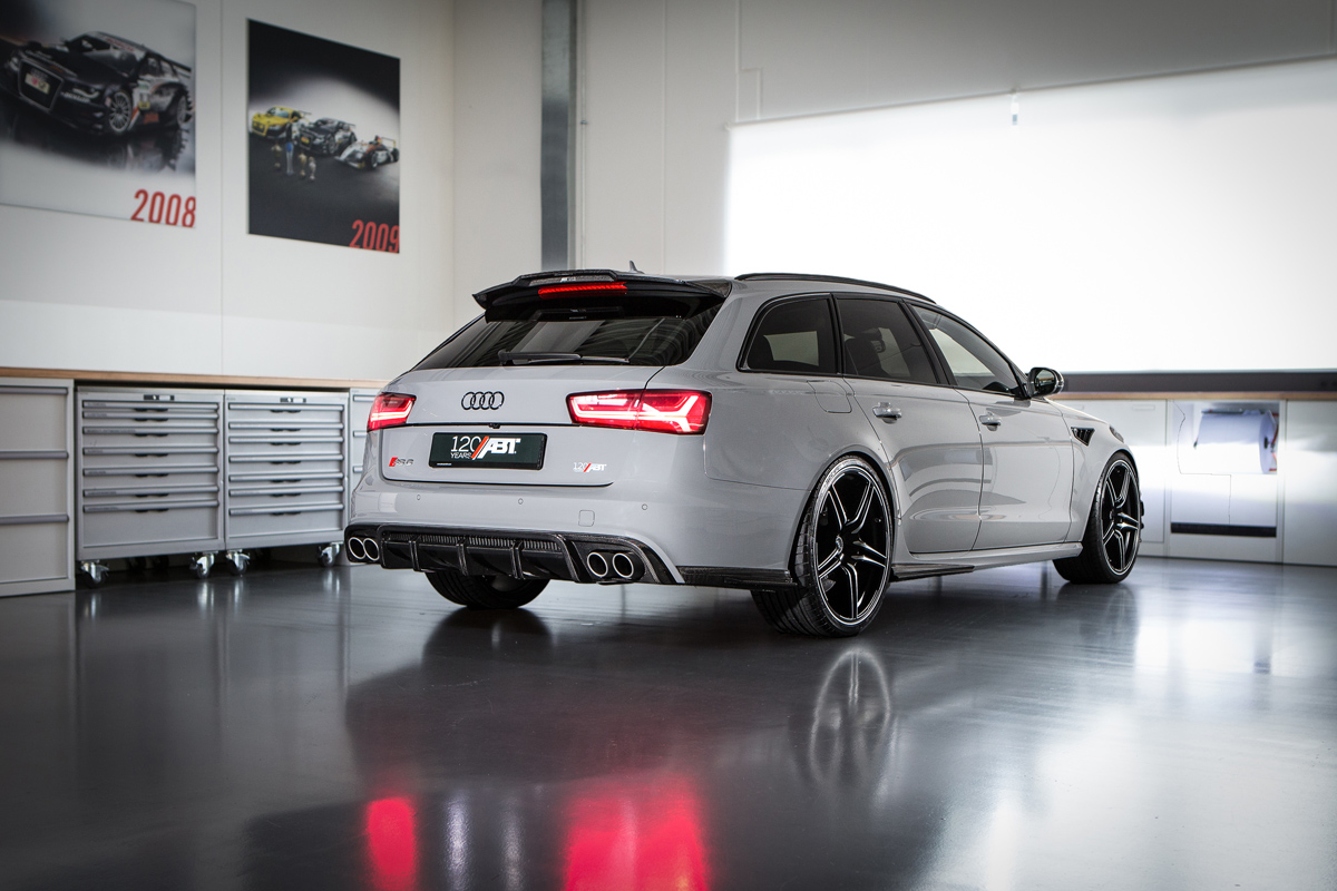 ABT Audi RS6 1 of 12