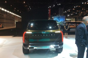 Kia Motors Presentation at the 2016 Chicago Auto Show
